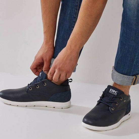 British Hoog Calix Sneakers Blue Synthetisch 44 Heren Knights rqrpBwxUIf