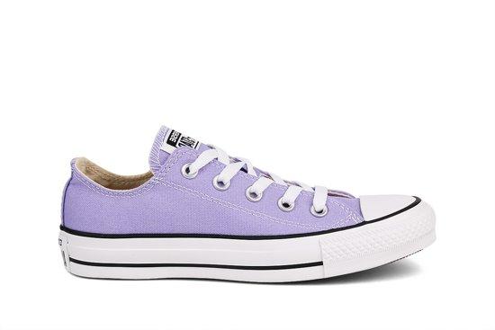 Converse - Dames Sneakers All Star Ox Lavender - Paars - Maat 37
