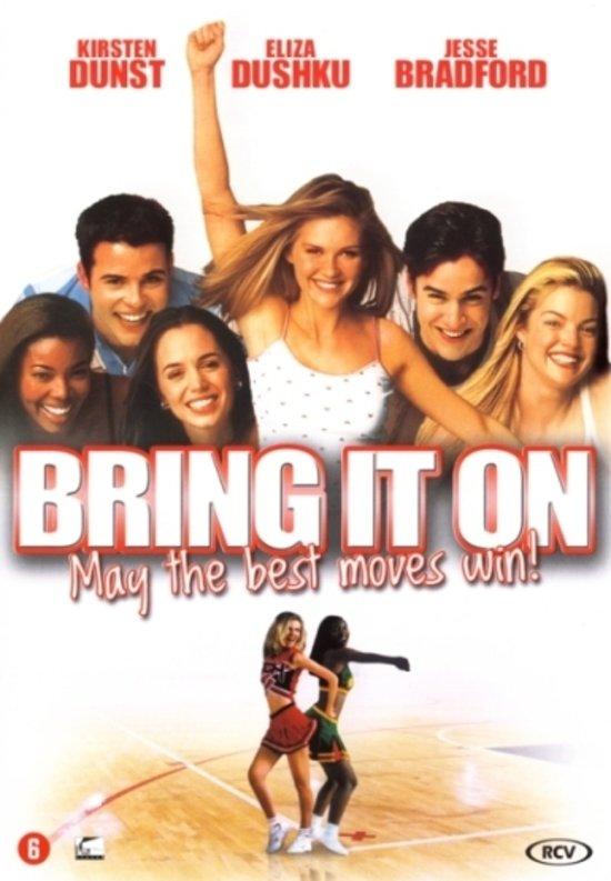 DVD cover van Bring It On