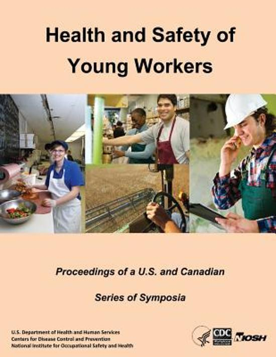 Bol Health And Safety Of Young Workers U S Department Of