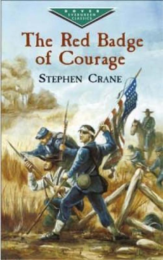 an analysis of the novel the red badge of courage by stephen crane The nook book (ebook) of the the red badge of courage (sparknotes literature guide) by sparknotes, stephen crane | at barnes & noble free shipping on.