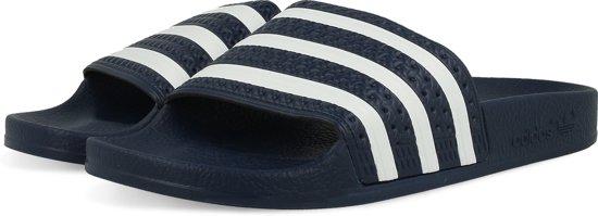 buy popular c79f9 d8b6c adidas Adilette 288022 - slippers-sandalen - Unisex - navy - maat 37