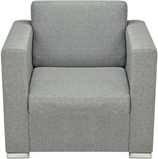 Lounge Shed Opbergbox.Lounge Stoel Grijs