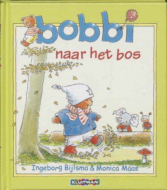 Bobbi 7 - Bobbi naar het bos