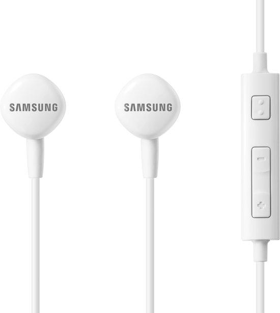 Afbeelding van Samsung stereo headset - 3.5mm in-ear - wit