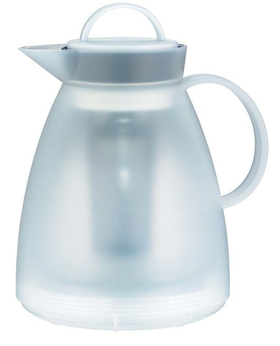 Alfi Dan Tea Schenkkan - 1L - Wit Transparant