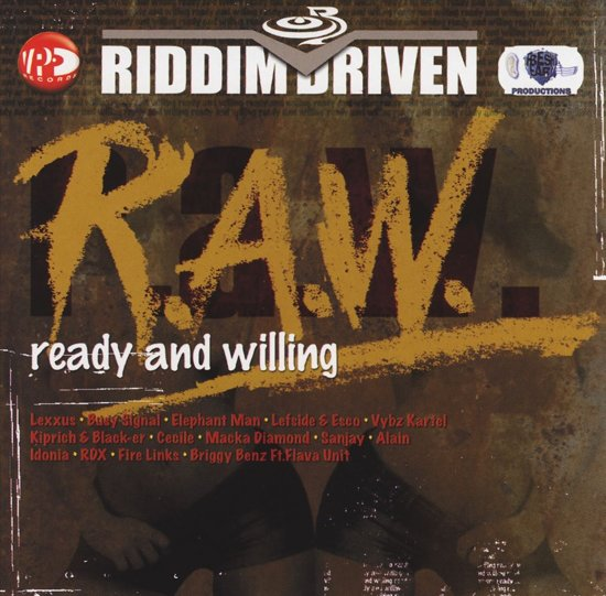 Riddim Driven: Ready and Willing