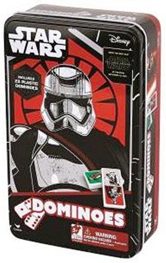 Afbeelding van het spel Star Wars domino spel in blik