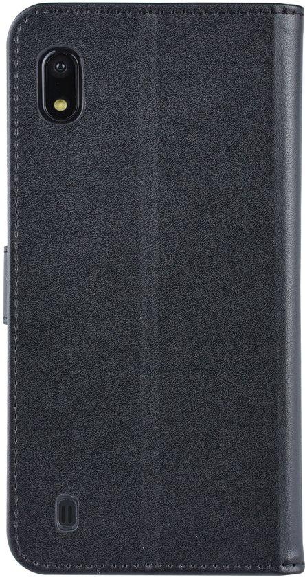 Book Case voor Samsung Galaxy A10 (2019) - Zwart