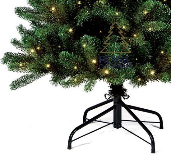 bol.com | Royal Christmas - Kunstkerstboom Alaska Slim Premium PE ...