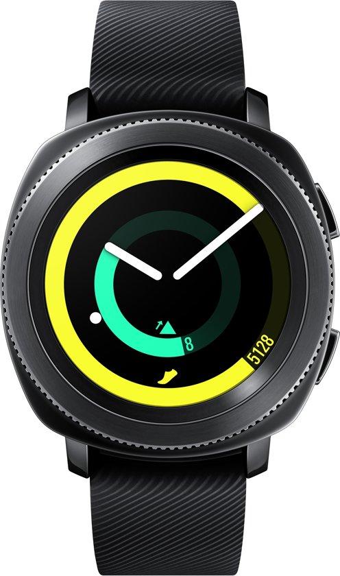 Samsung Gear Sport - Smartwatch - Zwart