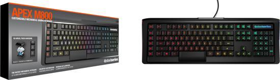 SteelSeries Apex M800 - Azerty - Mechanisch Azerty Gaming Toetsenbord