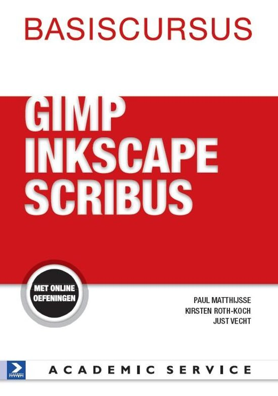Basiscursussen - Basiscursus GIMP,Inkscape en Scribus