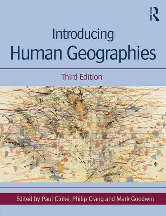 Buy introducing human geographies, third edition microsoft store.