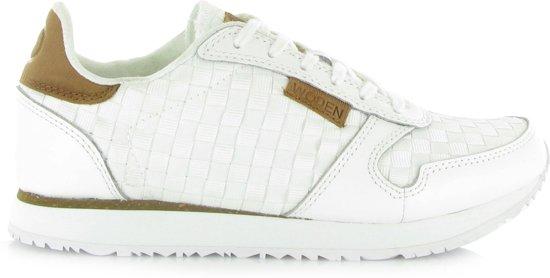 57ac99a4ca4 bol.com   WODEN Dames Sneakers Ydun - Wit - Maat 37