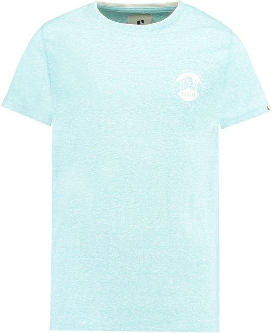 Garcia Jongens T-Shirt - bluesteel - Maat 164/170