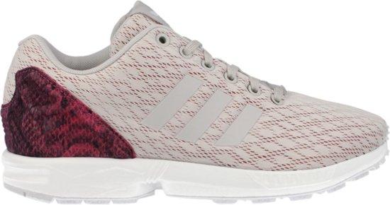 cheaper c48e1 2715f adidas ZX Flux - Sneakers - Dames - Maat 36 2/3 - Grijs