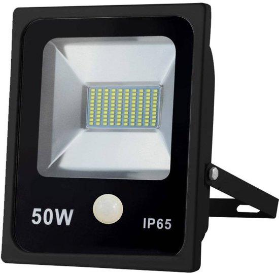 Beroemd bol.com   Höfftech LED Straler met Bewegingssensor - 50 Watt AQ11