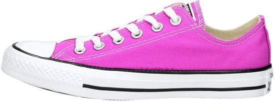 Fuchsia Low Chuck Taylor top Star All Converse Sneakers U6w0qq