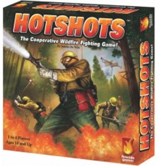 Hotshots Wildfire Fighting Game