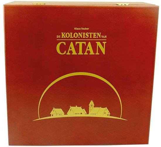 Afbeelding van het spel De Kolonisten van Catan - Deluxe Editie