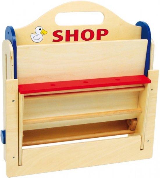 82e2dd3bf56 bol.com | Base Toys Houten Supermarkt in een koffer, Base Toys ...