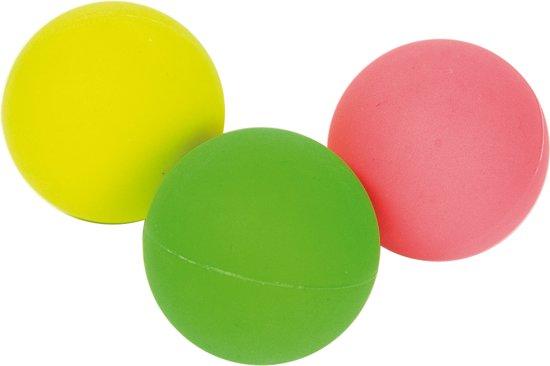 Beachball Balletjes - 3 Stuks - Fluor