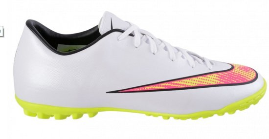 | Nike Mercurial Victory V TF wit turf voetbalschoenen