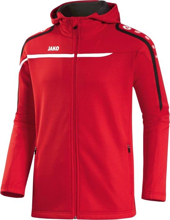 Rood;wit;zwart Jako PerformanceSporttrui Maat 128 Heren uFTKJ3c1l