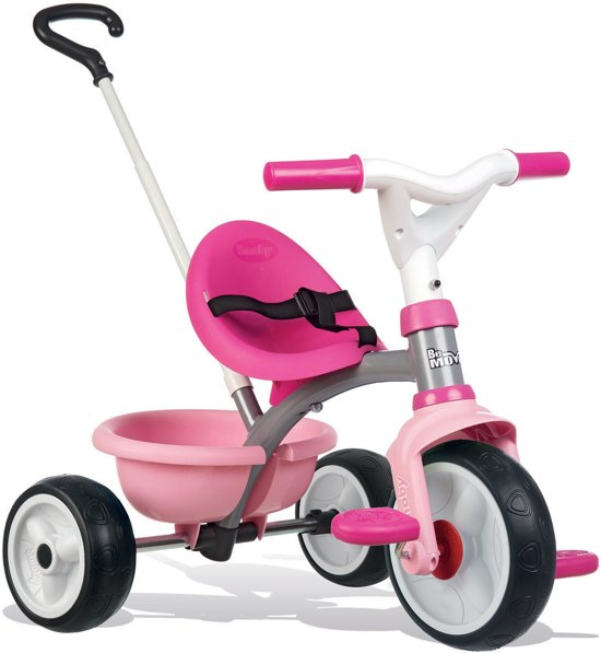 Be Roze Smoby Smoby Driewieler Driewieler Roze Be Smoby Be Move Move q543cARjL