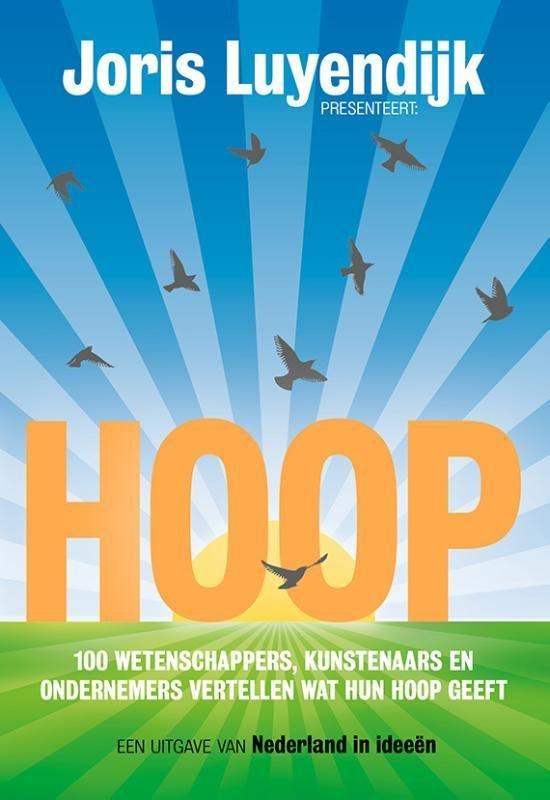 Boek cover HOOP van Joris Luyendijk (Paperback)