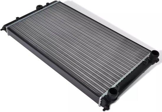 Radiateur/Oliekoeler voor VW 525 x 322 x 34 mm