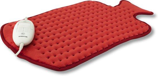 Inventum Elektrische warmte pad 50x30 cm 100 W rood HNK153