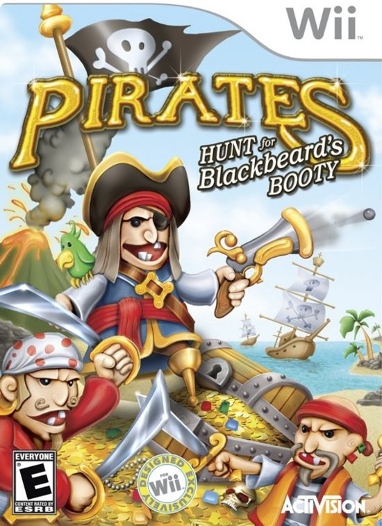 Pirates: Hunt For Black Beards Booty