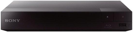 Sony BDP-S6700 - 3D Blu-ray-speler met 4K upscaling - Wifi - Smart TV - Zwart