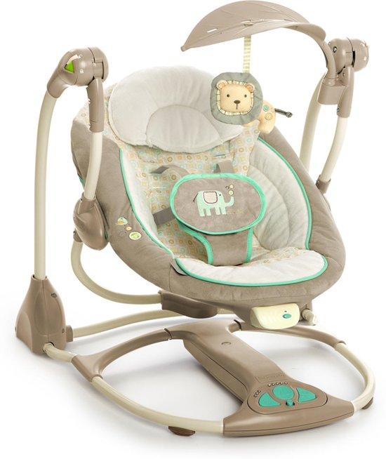 Elektrische Wipstoel Baby.Bol Com Ingenuity Elektrische Wipstoel Met Muziek Convert Me