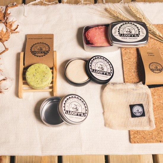 Loofy's - Duurzaam geschenkset - GROOTS GENIETEN - Loofys