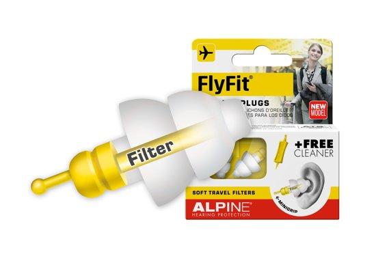 Alpine - Vliegen - FlyFit - Oordoppen - 1 paar