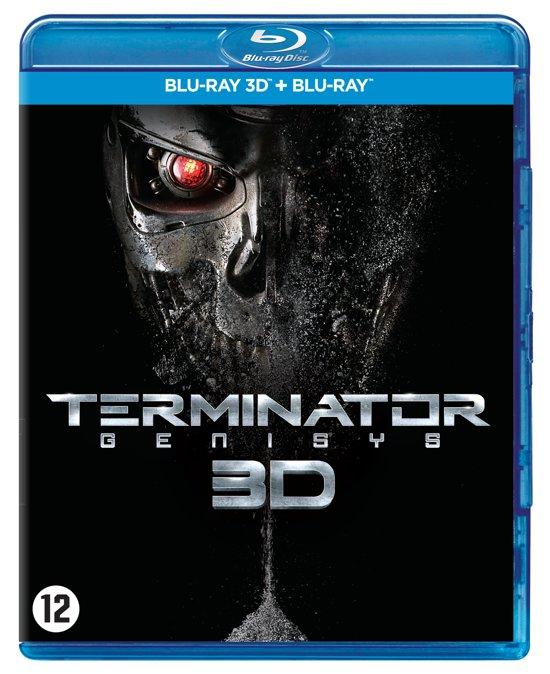 Terminator 5: Genisys (3D + 2D Blu-ray)