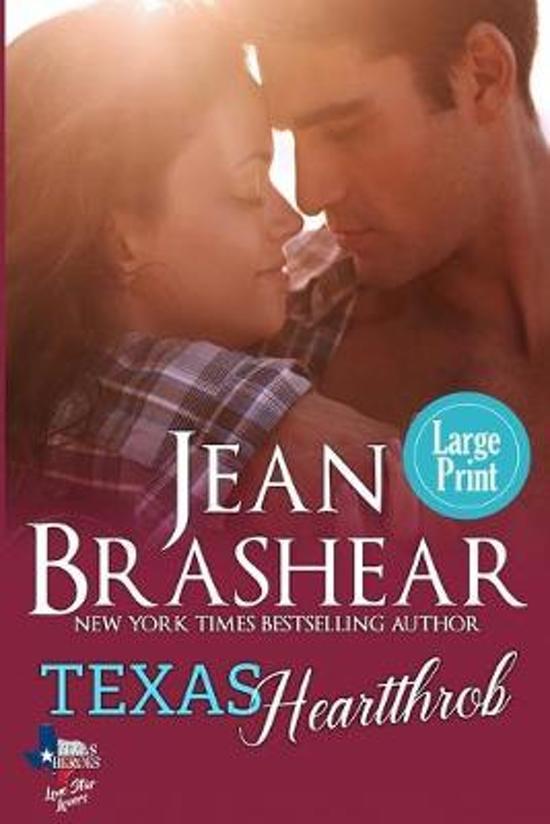 Texas Heartthrob (Large Print Edition)
