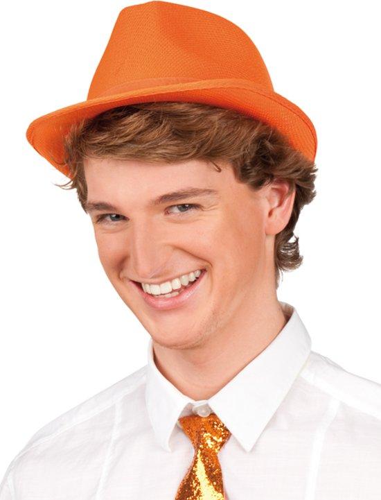 Hoed - Oranje