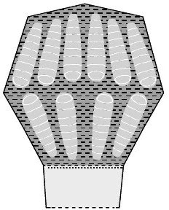 Robens Kiowa Tentaccessoires textiel bruin