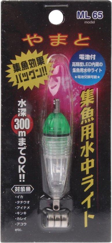 Verzamelen vis Lamp onderwater LED Light(Green)
