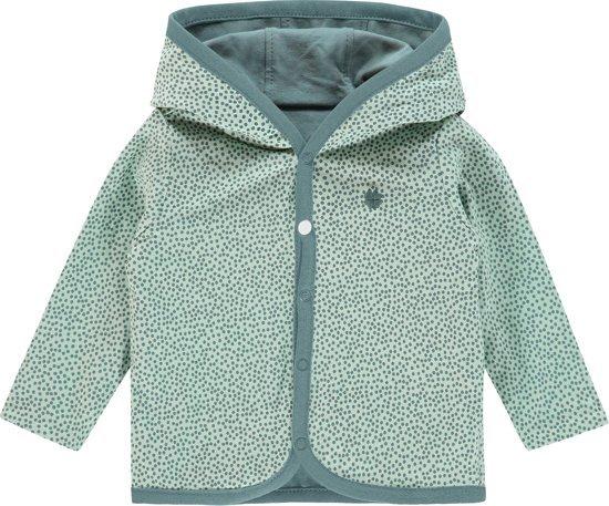 Noppies Gift Set(3delig) Unisex Vest Tweezijdig, Broekje en shirt Mint - Maat 50