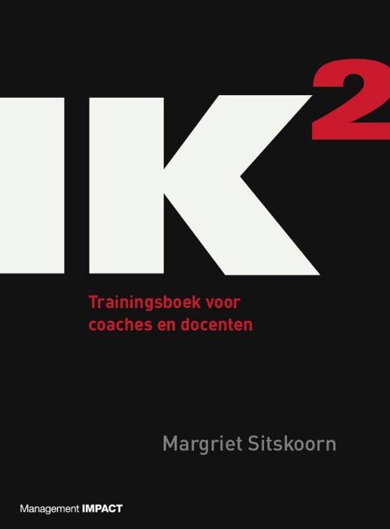 IK2 Trainingsboek voor coaches en docenten