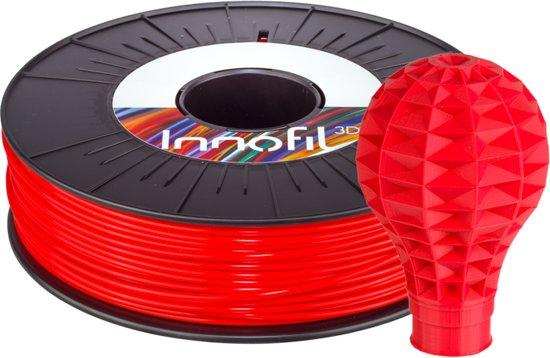 Innofil 3D PLA Rood 1.75 mm 750 g