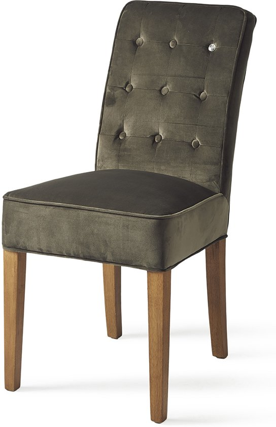 Awesome Bol Com Riviera Maison Cape Breton Dining Chair Slate Grey Bralicious Painted Fabric Chair Ideas Braliciousco