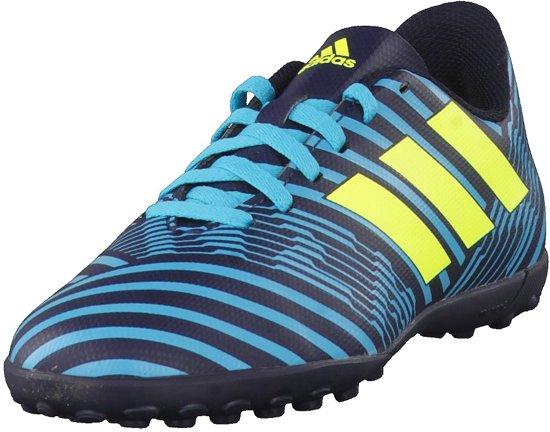 acc956e7cb1e adidas - Nemeziz 17.4 TF Junior - Kinderen - maat 37 1 3