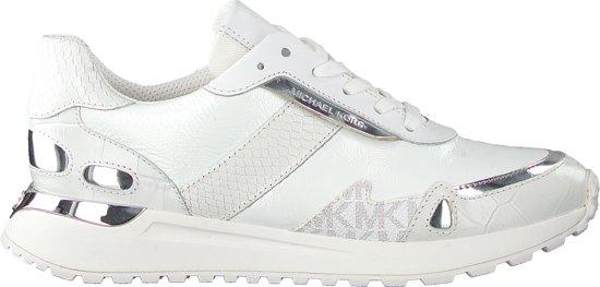 Michael Kors Dames Sneakers Monroe Trainer - Wit - Maat 36,5
