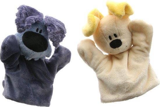 bol.com | Woezel & Pip Handpoppen, Tiamo | Speelgoed